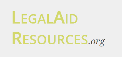 Legal Aid Resources logo